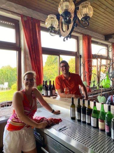Weinausschank Gall & Niklas in Heilbronn gemütliche Weinstube, Besenwirtschaft