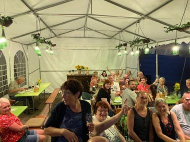 Besenwirtschaft in Heilbronn, gemütlich essen und trinken